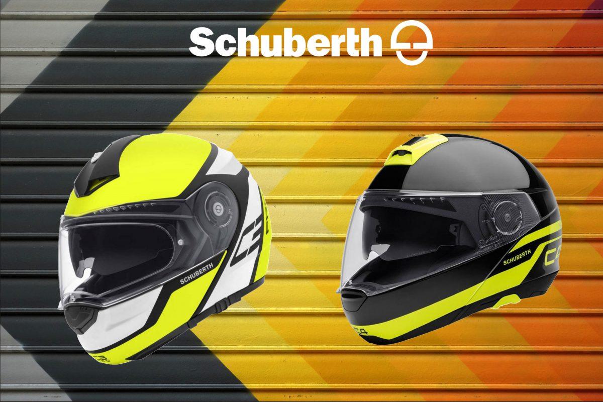 Cascos Schuberth C3 Pro y C4, Novedad en nuestras tiendas.