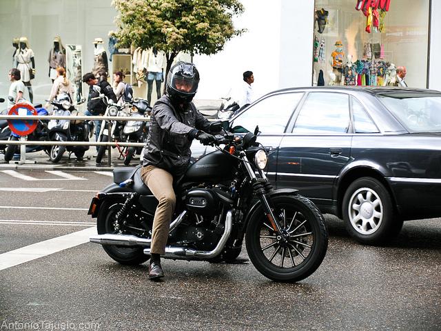 """""""Ventajas de moverte en moto por ciudad"""""""