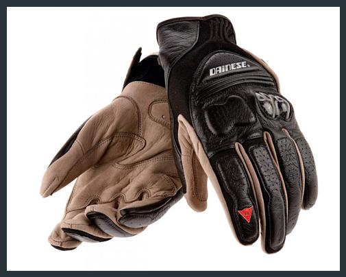 Los guantes de moto, esenciales para la protección