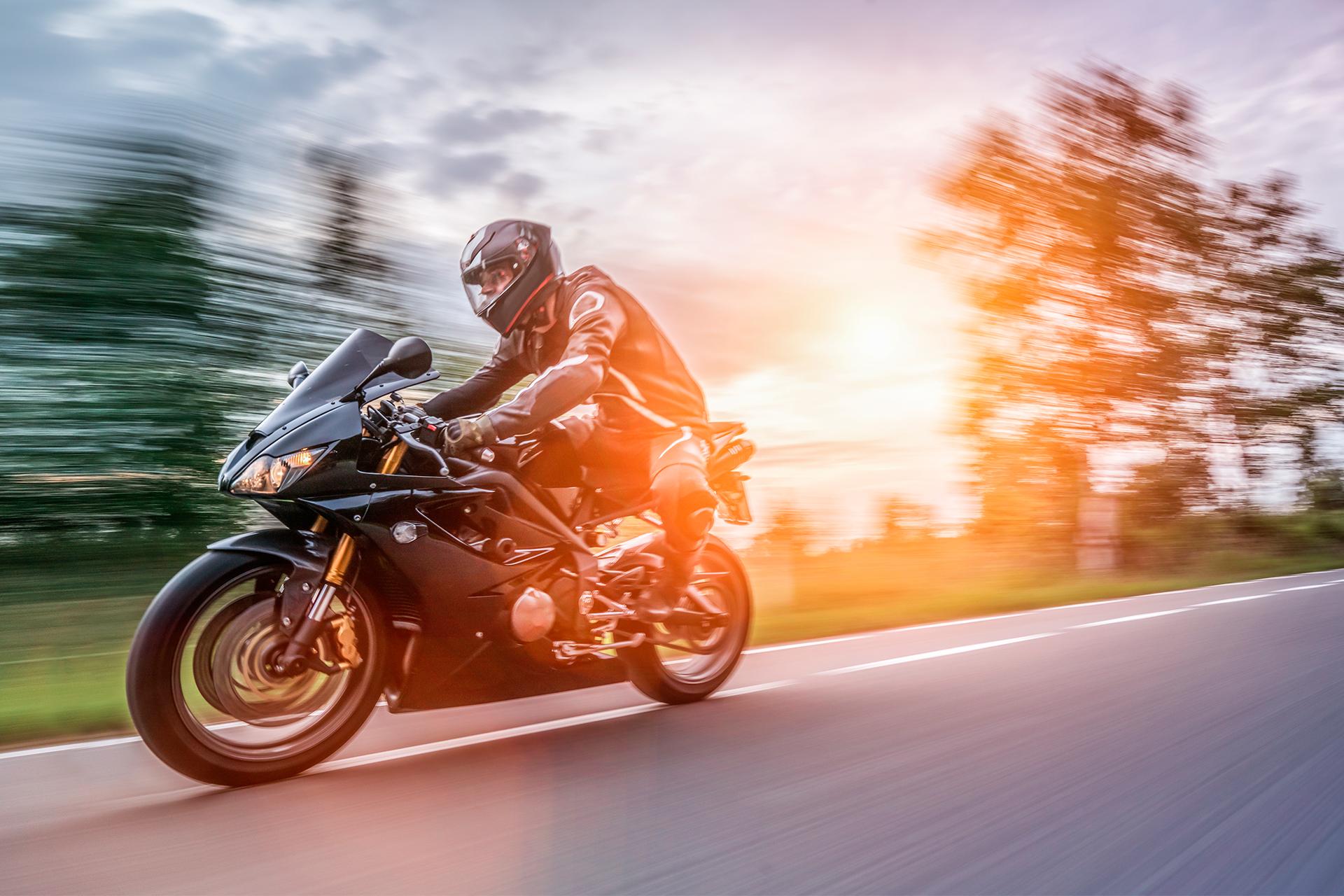 Las protecciones que necesitas para ir en moto