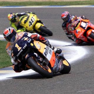 Crivi: el primer rey de MotoGP