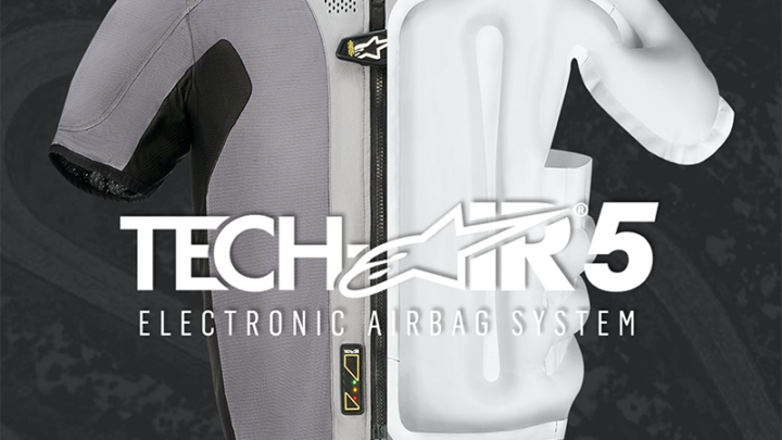 Chaleco ALPINESTARS Tech-Air 5