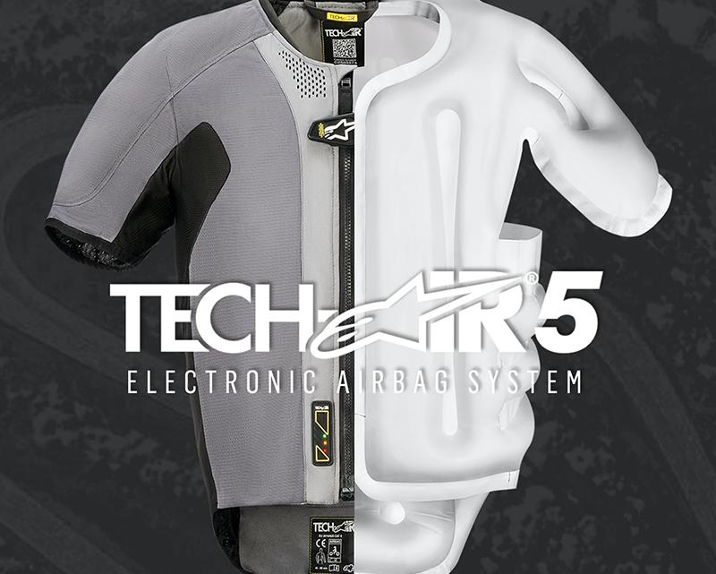 Chaleco ALPINESTARS Tech-Air 5