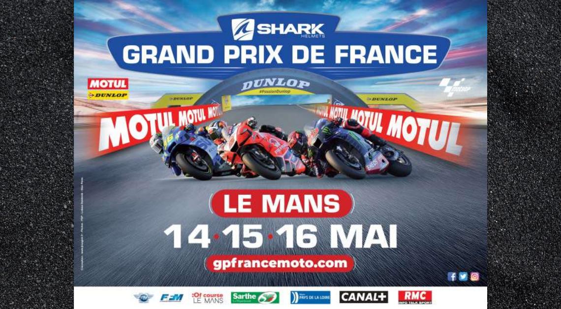 SHARK Grand Prix de France