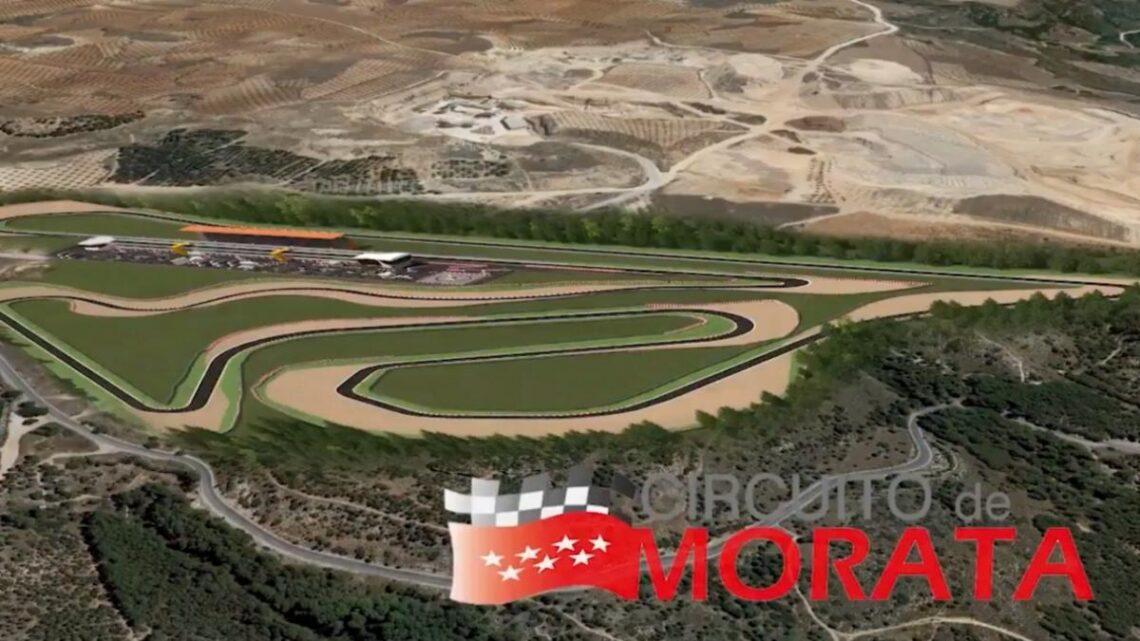 De un polígono industrial a un circuito de Moto GP: las claves del proyecto de Morata de Tajuña