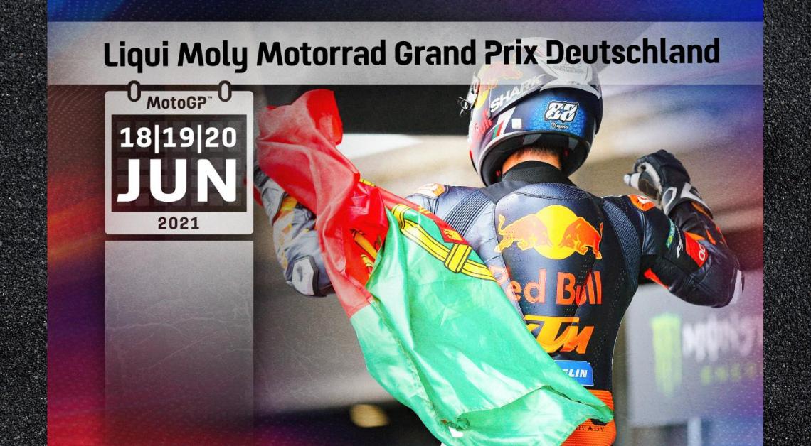 Liqui Moly Motorrad Grand Prix Deutschland