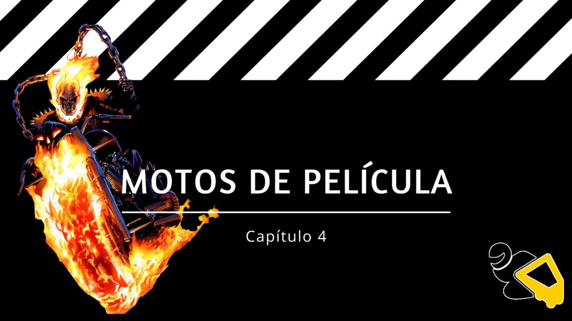 Motos de película / Capítulo 4