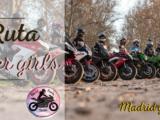 Ruta ASMotorista y Biker Girls Spain