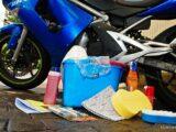 Cuidados de la moto