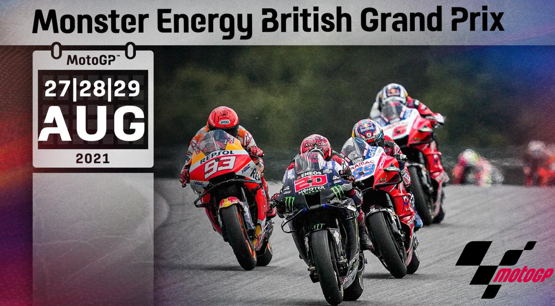 Monster Energy British Grand Prix