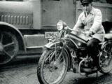 Origen de la motocicleta